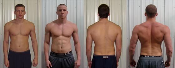 Austin Miele's Transformation